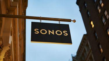 Sonos uithangbord