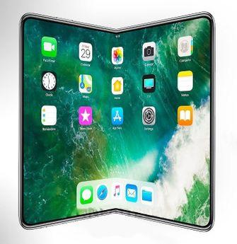 Vouwbare iPad