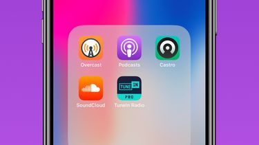 podcasts apps