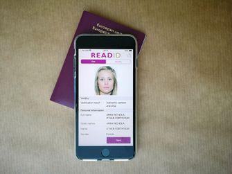Read ID iPhone iOS 13