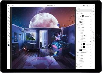 Photoshop iPad 2019
