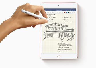 iPad mini 5 Apple Pencil 001