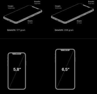 iPhone Xs specs
