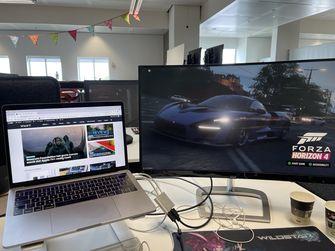Forza Horizon 4 Xbox Game Pass MacBook