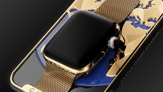 Caviar Apple Watch iPhone