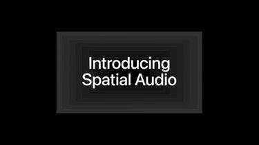 Spatial Audio