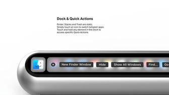Apple taptop