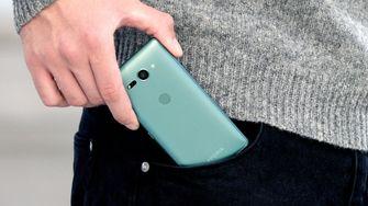 Sony Xperia Compact smartphone 16x9