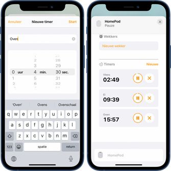 timers homepod 14.7