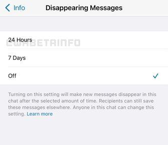 Whatsapp functie