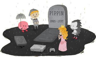 Het einde van de Pippin