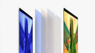 MacBook Pro beeldscherm
