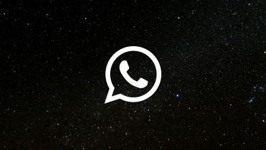 WhatsApp Dark Mode iPhone 16x9