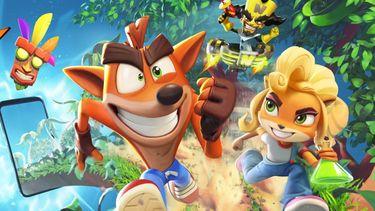 Crash Bandicoot: On the Run!