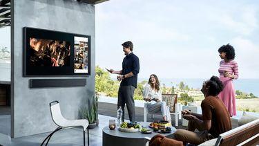 Samsung tv tuin Apple TV