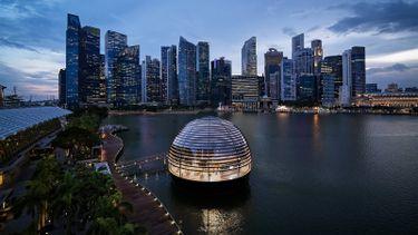 Apple Store Marina Bay Singapore