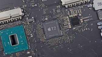 T2 chip Mac