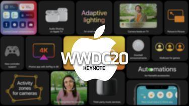 WWDC20 Home Apple