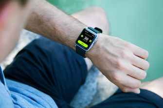 Apple Watch excercises