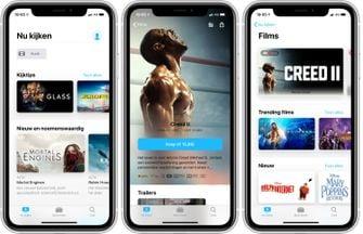 iOS 12.3 Apple TV app tvOS 12.3