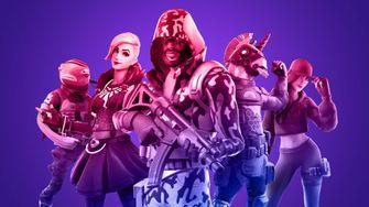 Epic Games Fortnite 16x9