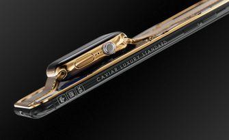 Caviar Apple Watch iPhone Xs