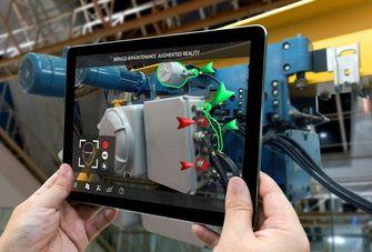 AR op iPad
