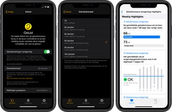 watchOS 6 geluid app Apple Watch 001