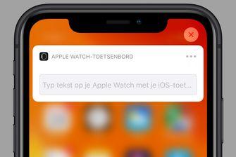 Apple Watch toetsenbord iOS 13 001