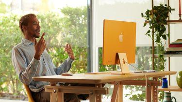 iMac Spring Loaded Apple