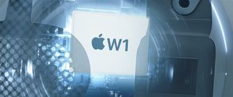 Apple W1 chip AirPods