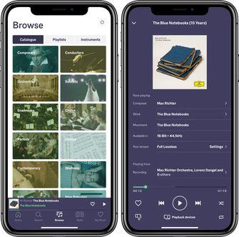 Primephonic app 001