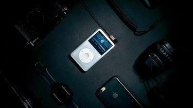 iPod op je iPhone app