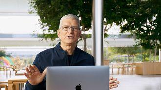 Tim Cook Apple